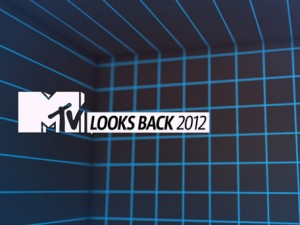 MTV Looks Back 2012