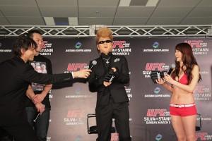 UFC JAPAN 2013