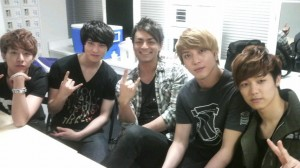 CNBLUE OFFICIAL FAN MEETING