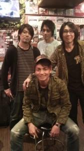 渋谷TAKE OFF 7『HUMAN & ROCK FILM』