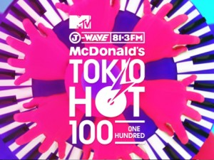 MTV×J-WAVE「 TOKIO HOT 100」 放送100回記念ゲスト出演