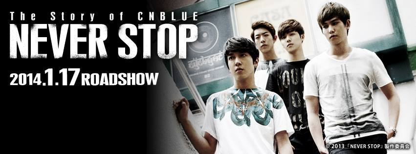 The Story of CNBLUE / NEVER STOP