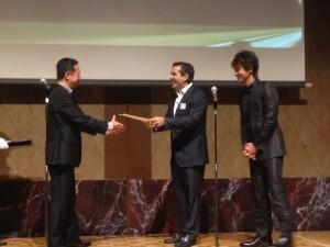 2013年度優秀プロモーションチャンネル特別賞