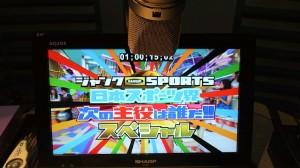 ジャンクSPORTS〜日本スポーツ界の主役は私だ!SP