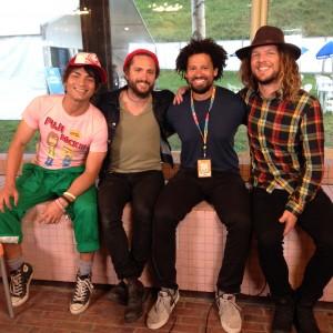 MTV FUJI ROCK FESTIVAL '14 Special -Live@GAN-BAN SQUARE-