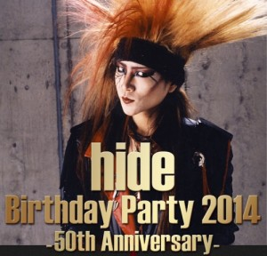 hide Birthday Party 2014 -50th Anniversary-