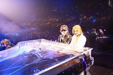 YOSHIKI x Toshl from X JAPAN Special Live Showcase & Interview in LONDON ~HYPER JAPAN Festival 2015~