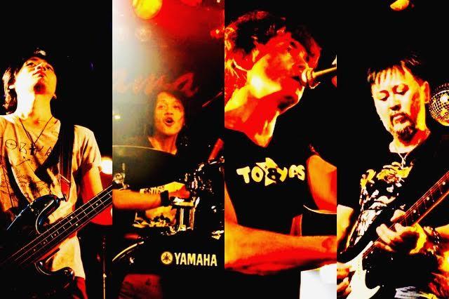 『TRIBUTE TO Kurt Donald Cobain』@渋谷La.mama