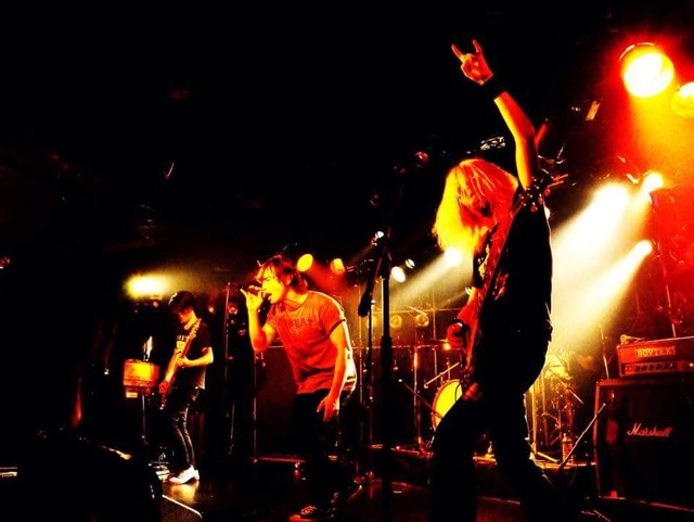 TOBYAS LIVE!!! 渋谷LA.MAMA『Hybrid Jam』