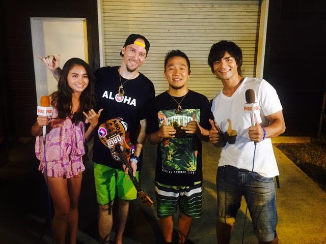 REENROOM FESTIVAL Hawaii '16