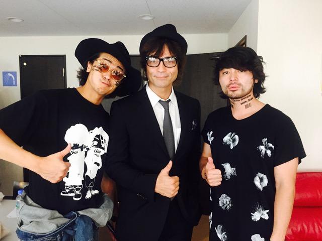JINTAKA「Choo Choo SHITAIN」リリース記念スペシャル・イベント