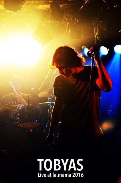 TOBYAS LIVE!!! 渋谷LA.MAMA『chemical drive』