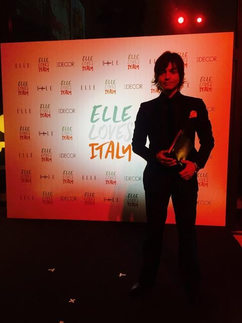 『ELLE LOVES ITALY』のMC
