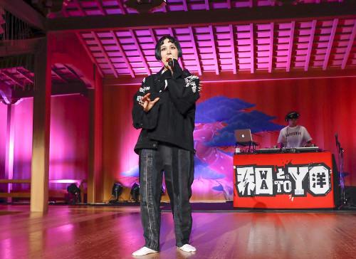 I『和と洋』Premium Live in 観世能楽堂 MC!!!