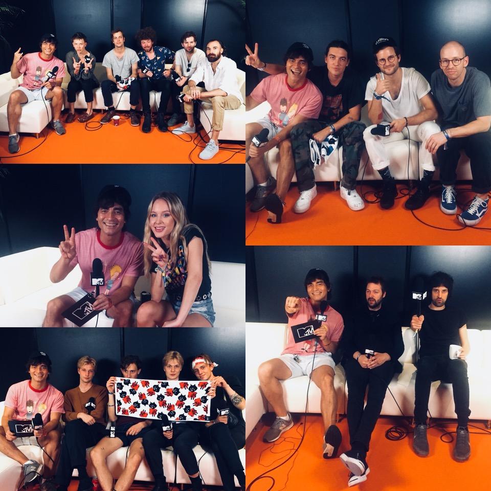 MTV『洋楽EXPRESS』SUMMER SONIC 2017 Special
