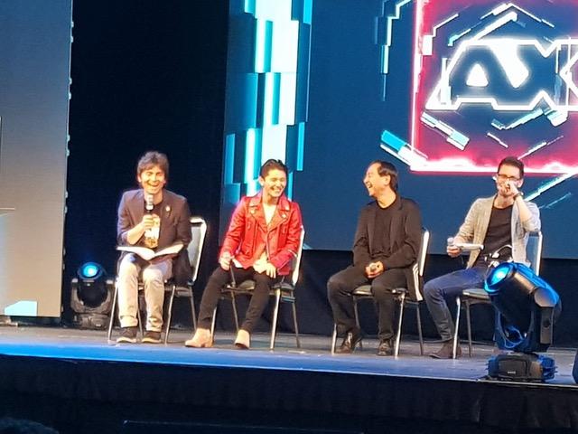 """『鋼の錬金術師』""""ハガレン"""" ワールド弾丸ツアー in Anime Expo (Los Angeles, USA) MC!!!"""