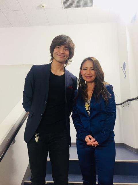 KORG SUPER SESSION 2017八神純子さんと