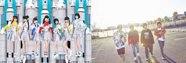 でんぱ組.inc × KEYTALK「MTV LIVE MATCH 公開トークパーティー」