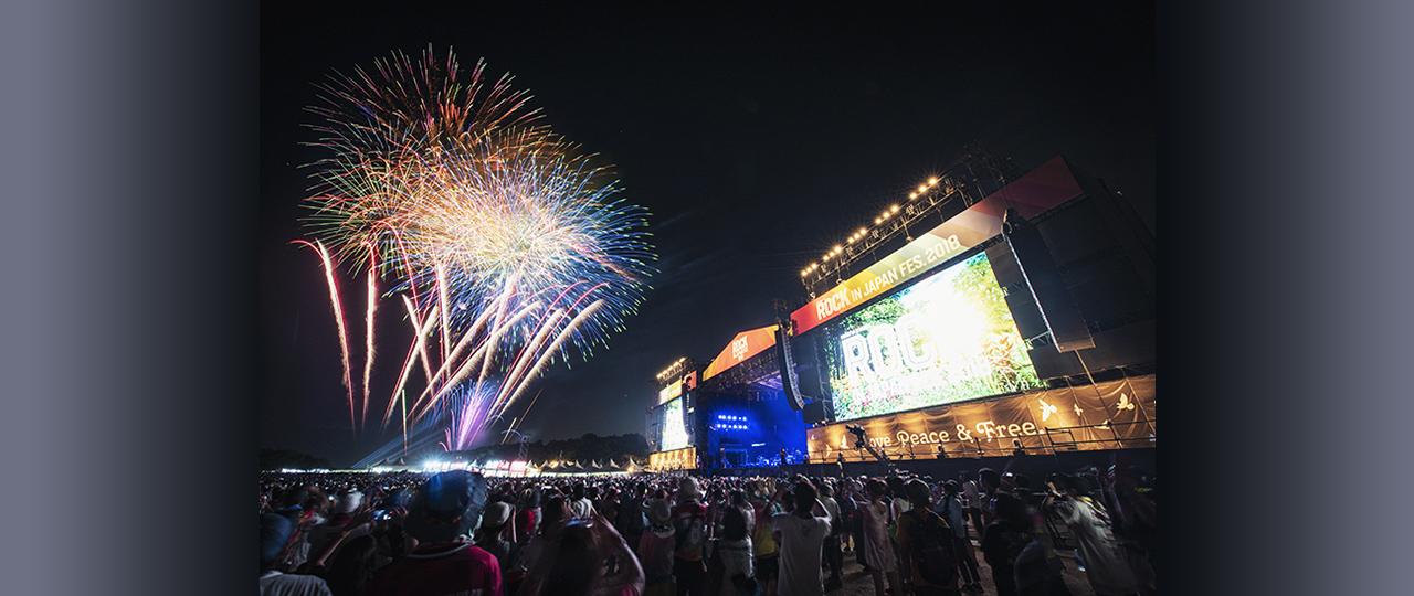 WOWOW『ROCK IN JAPAN FESTIVAL 2018』ナレーション!!!