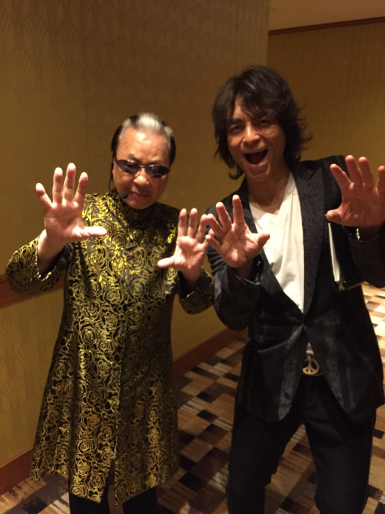BANDAI NAMCO ENTERTAINMENT 7th DEVELOPERS AWARD with Mr.マリック